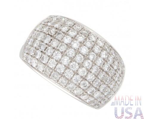 2.00ct Pave Diamond Ring