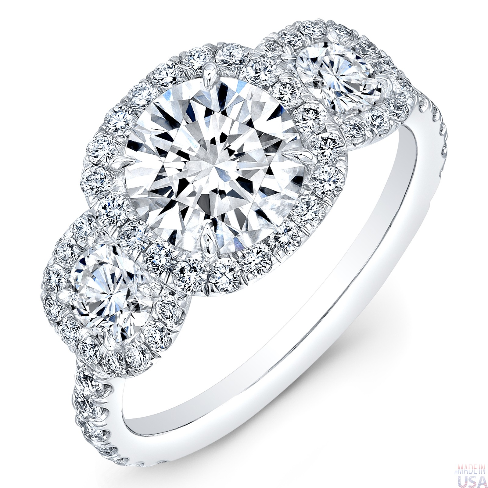 trilogy jewellery bridal certified lugaro ring diamond gia