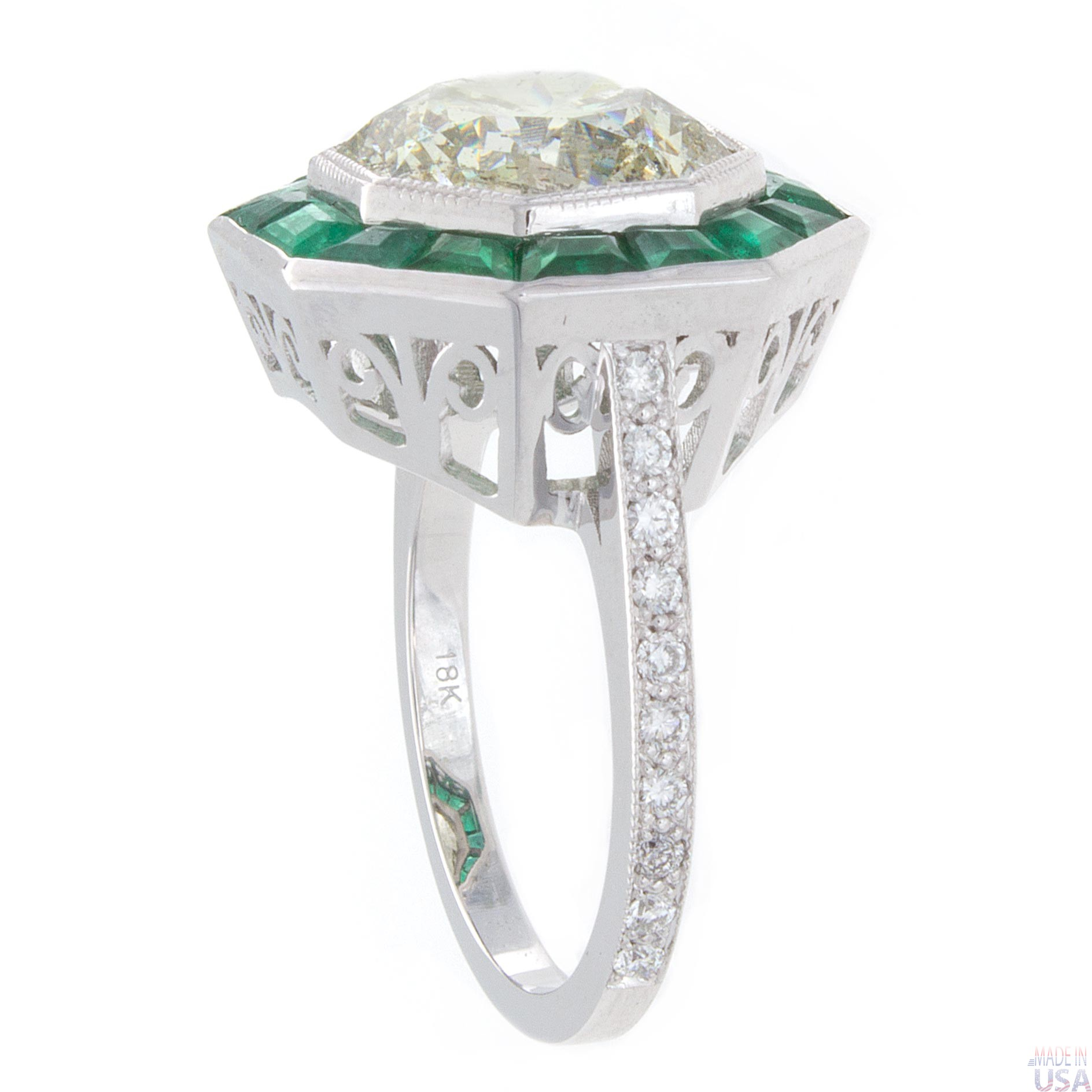 be perfect most ever diamond setting seen would how the unique is love halo i it octagon pin beautiful this cut have