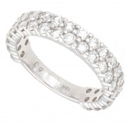 1.50ct Round Brilliant Diamond Band