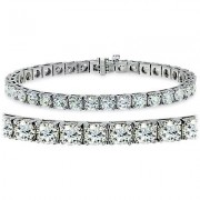 Ladies 10.00ct Diamond Tennis Bracelet