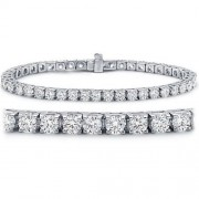 Ladies 5.00ct Diamond Tennis Bracelet