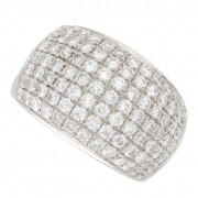 2.00ct Pave Diamond Ring