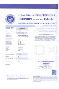 Certificate for AJ-D5107