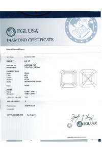 Certificate for AJ-D5499