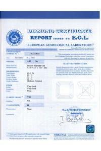 Certificate for AJ-D5788