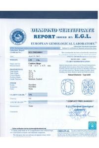 Certificate for AJ-D6277