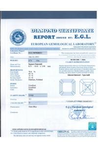 Certificate for AJ-D6351